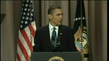 Obama demana suport a la seva proposta financera