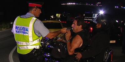 La crisi i els controls garanteixen una nit tranquil·la a Montmeló abans del Gran Premi de motociclisme