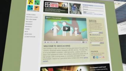 Geocaching, deu anys a la xarxa
