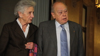 Jordi Pujol i Marta Ferrusola en una imatge d'arxiu (ACN)