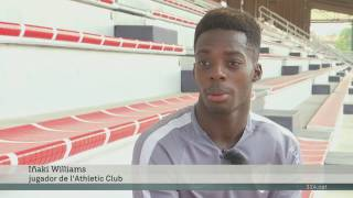 Iñaki Williams, present i futur de l'Athlètic Club