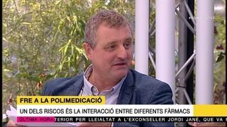 La Generalitat posa fre a la polimedicació