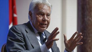 Felipe González, partidari que els polítics catalans empresonats quedin en llibertat