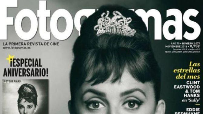 """La revista """"Fotogramas"""" tanca la redacció de Barcelona i marxa a Madrid"""