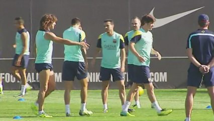 El Barça ja pensa en el Celta