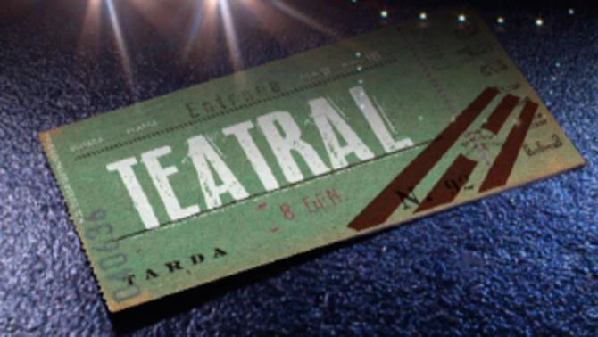 """La coreografia, a """"Teatral"""""""