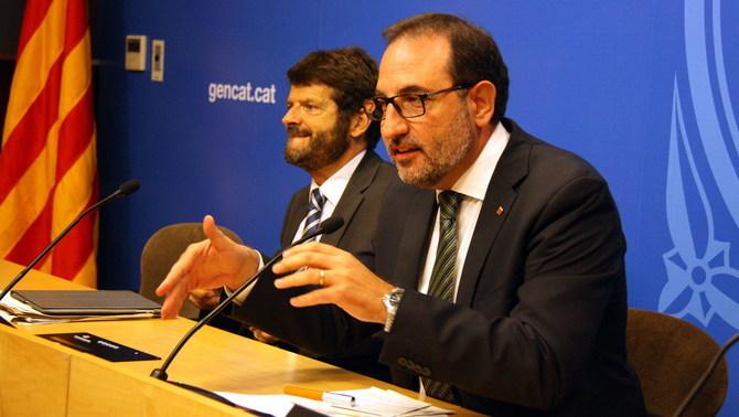 Ramon Espadaler, l'home de confiança de Duran que ha rebaixat la tensió a Interior