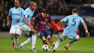 Barça i City