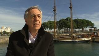 L'escriptor menorquí Pau Faner, amb nova novel.la, a la Setmana de Novel·la Històrica de Barcelona