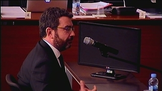 """Francesc Sanchez: """"Era habitual que empreses que treballaven per al partit, l'ajudessin"""""""