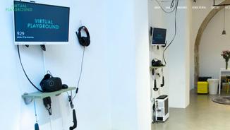 El saló recreatiu del segle XXI: Virtual PlayGround