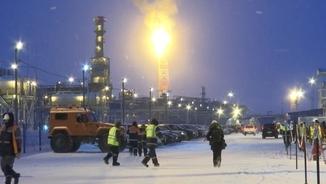 El gas arribarà a Catalunya des d'una planta russa al cercle polar àrtic