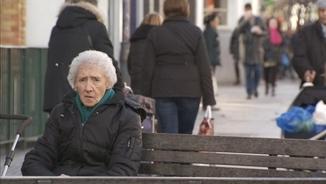 La soledat no només afecta la gent gran