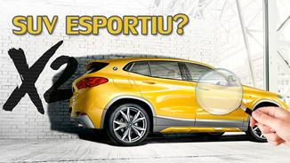 """""""El copilot"""": Nou BMW X2, noves línies per la marca bavaresa"""