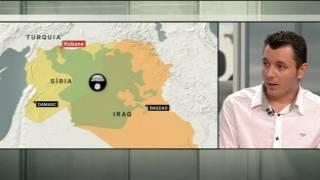 Entrevista a Alan Kanjo, català d'origen kurd