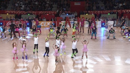 Show Dance junior Salou 2015