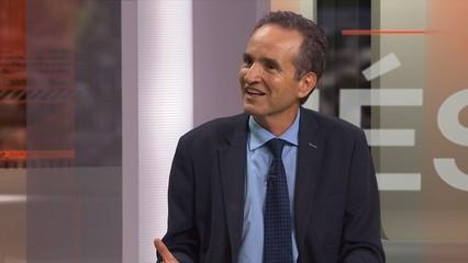Entrevista a Carles Casajuana, escriptor i diplomàtic en excedencia