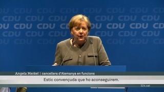 """El ministre de finances de Baviera es refereix la situació política a Catalunya durant el """"dimecres de cendra polític"""""""
