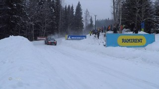 WRC Ral.li Suècia 1a.etapa