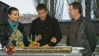 Oli amb DO Garrigues (I)