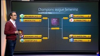 La Champions League femenina