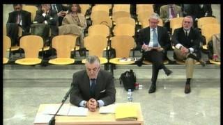 Bárcenas admet que el PP tenia una doble comptabilitat