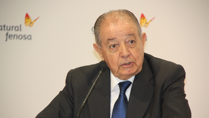 Salvador Gabarró, president d'honor de Gas Natural Fenosa (ACN)