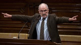 """Discurs íntegre del síndic: """"Es va dialogar amb qui matava i no es fa amb els independentistes?"""""""