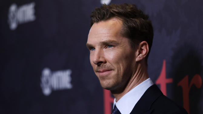 L'actor britànic Benedict Cumberbatch (Reuters)