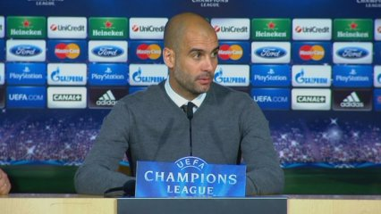 Guardiola defensa que se li pregunti en català
