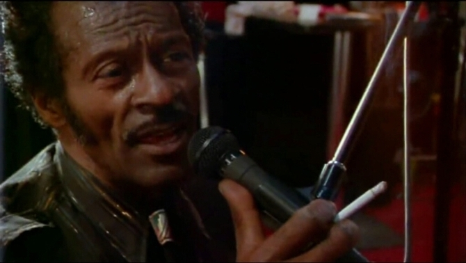 Mor el compositor i guitarrista de rock and roll Chuck Berry als 90 anys, a Missouri
