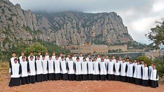 L'Escolania de Montserrat actuarà en els actes del centenari de John Fitzgerald Kennedy (Foto: Escolania de Montserrat)
