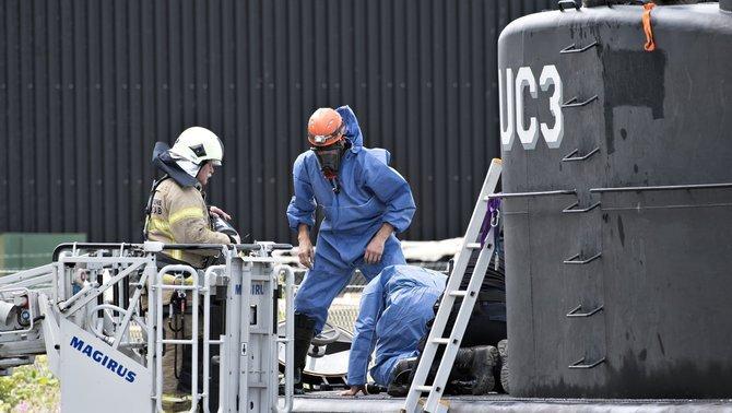 Troben el cap de la periodista desapareguda en un submarí a Dinamarca