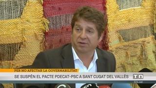 Crisi de govern a Sant Cugat