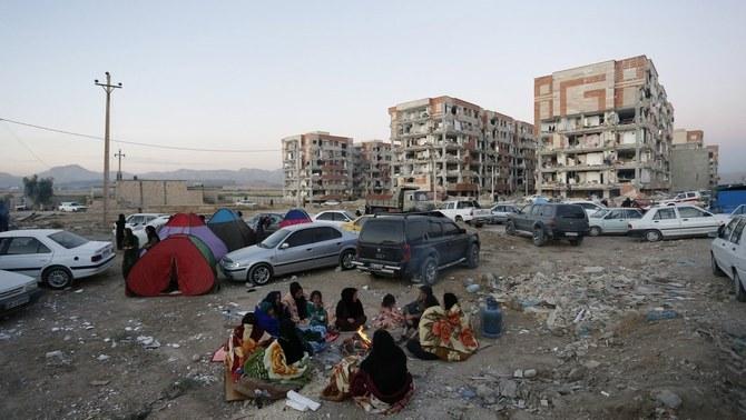 Més de 400 morts a l'Iran per un terratrèmol de magnitud 7,3