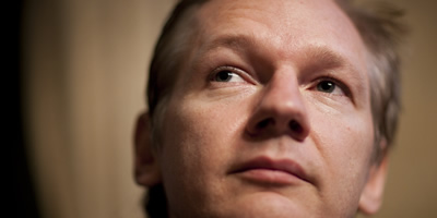 "Assange denuncia amenaces de mort en un xat a ""The Guardian"""