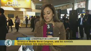 Tendències de futur al Mobile World Congress