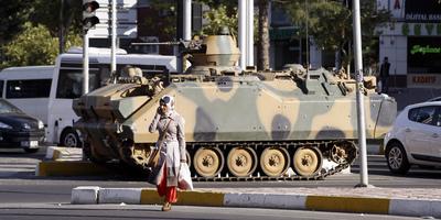 Turquia descarta una ofensiva terrestre en solitari al nord de Síria