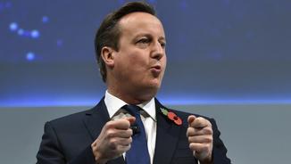David Cameron, primer ministre britànic (Reuters)