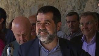 Jordi Sànchez, proclamat president de l'ANC