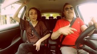 Núria Graham conversa amb Miqui Puig de música i del que envolta la seva feina