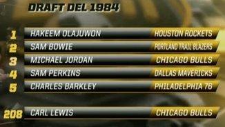 El draft més atlètic de l'American Dream