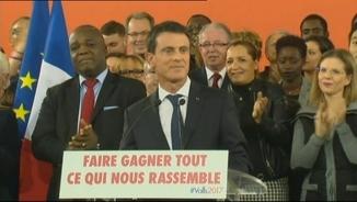 Valls anuncia la seva candidatura a la presidència de la República