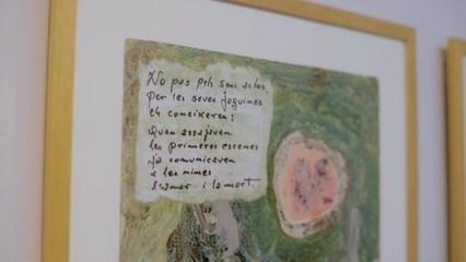 Màrius Sampere, el poeta pintor
