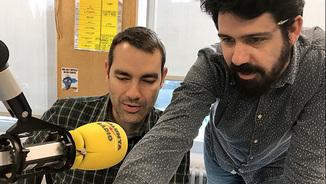 "Sumari ""Catalunya migdia"" amb Òscar Fernández i Carlos Baraibar"