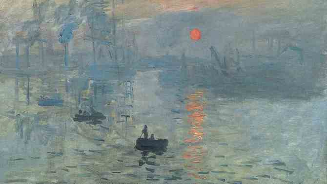 """Yo, Claude Monet"", de Phil Grabsky"