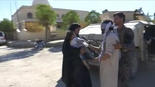 Raqqa evacua uns 300 jihadistes d'Estat Islàmic