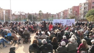 Domènech reivindica la política de Colau per arribar a la Generalitat