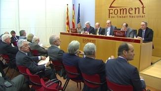 La junta directiva de Foment ha votat a favor d'obrir l'expedient perquè la Cecot deixi de ser soci col·lectiu de la institució