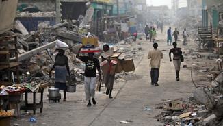 Haití després del devastador terratrèmol del 2010 (Reuters)